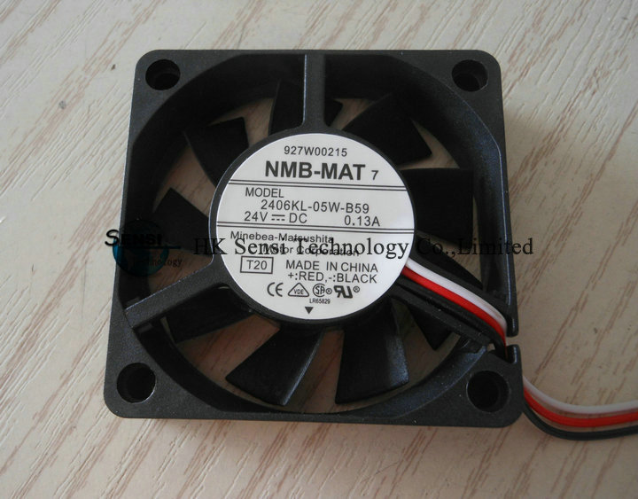 NEW FAN 1 PIECE 1606KL-05W-B59 FAN NMB-MAT ORIGINAL