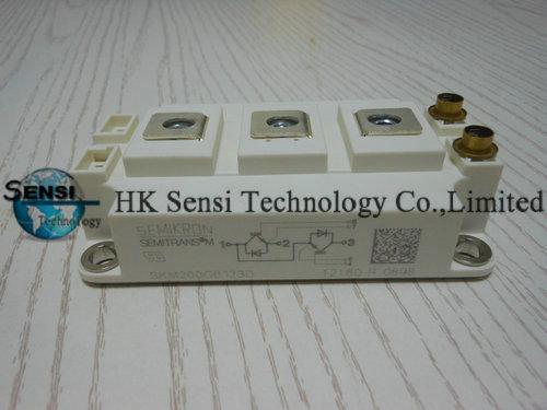 NEW MODULE 1 PIECE SKM200GB123D SEMIKRON IGBT MODULE ORIGINAL