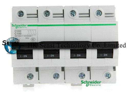 ONE C120H 125A 3P Schneider C125 or D125